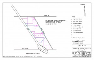 Site Plan. Click to View Larger